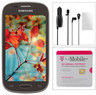 Samsung Galaxy Light Smartphone Bundle