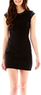 Mng By Mango Women's Quilted Body Column Dress