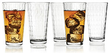 LivingQuarters Vortex 10-Piece Drinkware Set