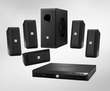 JBL Cinema BD100 300-Watt 5.1 3D Blu-ray Home Theater System