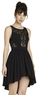 Women's Open-Back Hi-Low Dress