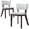 Kennedy Dining Chairs, Set of 2
