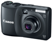 Canon PowerShot A1200 12MP Camera (Refurb) + 8GB SD Card