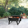 14 Backyard Grill Portable Charcoal Grill