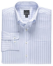 Men's Signature Long-Sleeve Wrinkle-Free Buttondown Shirt