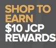 JCPenney - Earn a $10 JCP Reward Every Month
