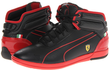 PUMA Men's Ferrari Driving Power Light Smooth SM Shoes
