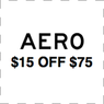 $15 Off $75+ Purchase (Printable Coupon)