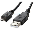 Rosewill 6.56' USB2.0 A Male to Micro USB Cable