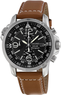 Seiko Men's SSC081 Solar Chronograph Compass Watch