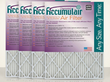 Accumulair Diamond Air Filter 4-Pack