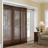 Naples 48x63 Grommet-Top Bamboo Panel