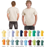 Men's 12-Pack Cotton Crew Neck Tees, Assorted Colors