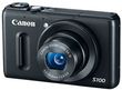 PowerShot S100 12.1MP Digital Camera (Refurb) + 8GB SD Card