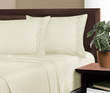 Dream Home Double-Brushed Microfiber 6-Pc. Sheet Set