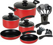 Gibson Cuisine Select 25-Piece Cookware Combo Set