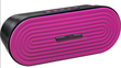 HoMedics Rave Portable Rechargeable Speaker