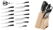 Top Chef 15-Piece Santoku Knife Set
