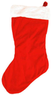 Forever Collectibles 2011 Plain Embroidery Stocking