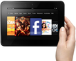 Amazon Kindle Fire HD 7 Tablet (Pre-Owned)