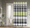 Madison Park Brandon Shower Curtain