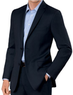 Men's Crossover 2-Button Suit