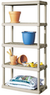 Sterilite 5-Shelf Shelving Unit