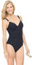 Women's Riveting Ruched Swimsuit