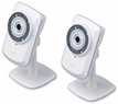 D-Link 802.11n Wireless Day/Night Surveillance Camera 2-Pack