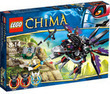 Lego Chima Razar CHI Raider Play Set
