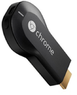 Google Chromecast Streaming Media Player (Refurbished)