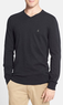 Volcom Men's Solid V-Neck Sweater
