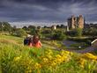 Weeklong Irish Castle Escape w/Air & Car