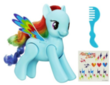 My Little Pony Flip & Whirl Rainbow Dash Pony Figure