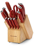 KitchenAid 12-Piece Knife Block