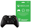 Xbox Live 12-Month Live Gold + Xbox One Wireless Controller