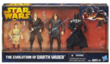 Star Wars Star Wars The Evolution to Darth Vader Pack