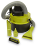 Wet & Dry Portable Auto Vacuum