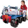 Fisher-Price Imaginext Supernova Battle Space Rover Playset