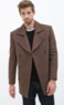 2 Men's Wool-Blend Peacoats