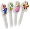 R.D.S. Industries Nintendo 3DS Character Stylus 4-Pack