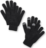 2-Pairs Junior's Touch-Screen Gloves