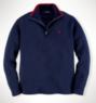 Ralph Lauren Boys' French-Rib Cotton Pullover