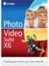 Corel Photo Video Suite X6 Software