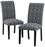 Set of 2 Skyline Avington Dining Chairs