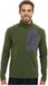 The North Face Men's Tech 100 1/2-Zip Jacket