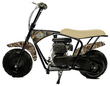 Monster Moto Real Tree Youth Mini Gas Bike