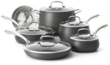 Belgique Hard Anodized 11-Piece Cookware Set