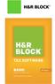 Newegg - 50% Off Select H&R Block 2014 Tax Software