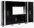 NewAge Products 7-Piece Performance Steel Garage Cabinet
